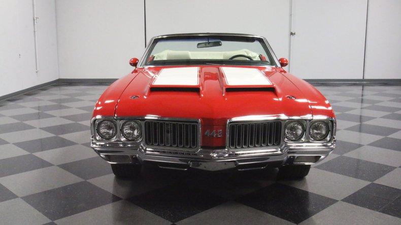 1970 Oldsmobile 442 19