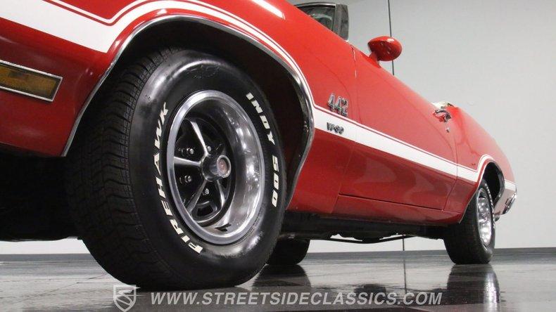 1970 Oldsmobile 442 23