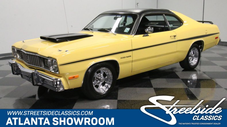 For Sale: 1975 Plymouth Duster