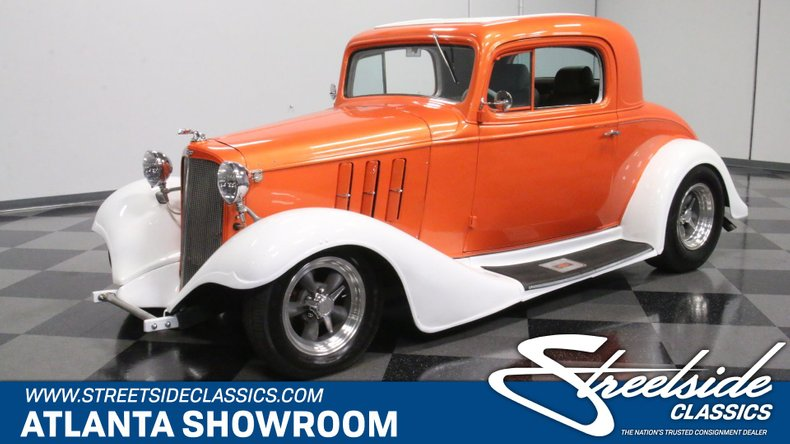 1933 Chevrolet 3 Window Coupe For Sale