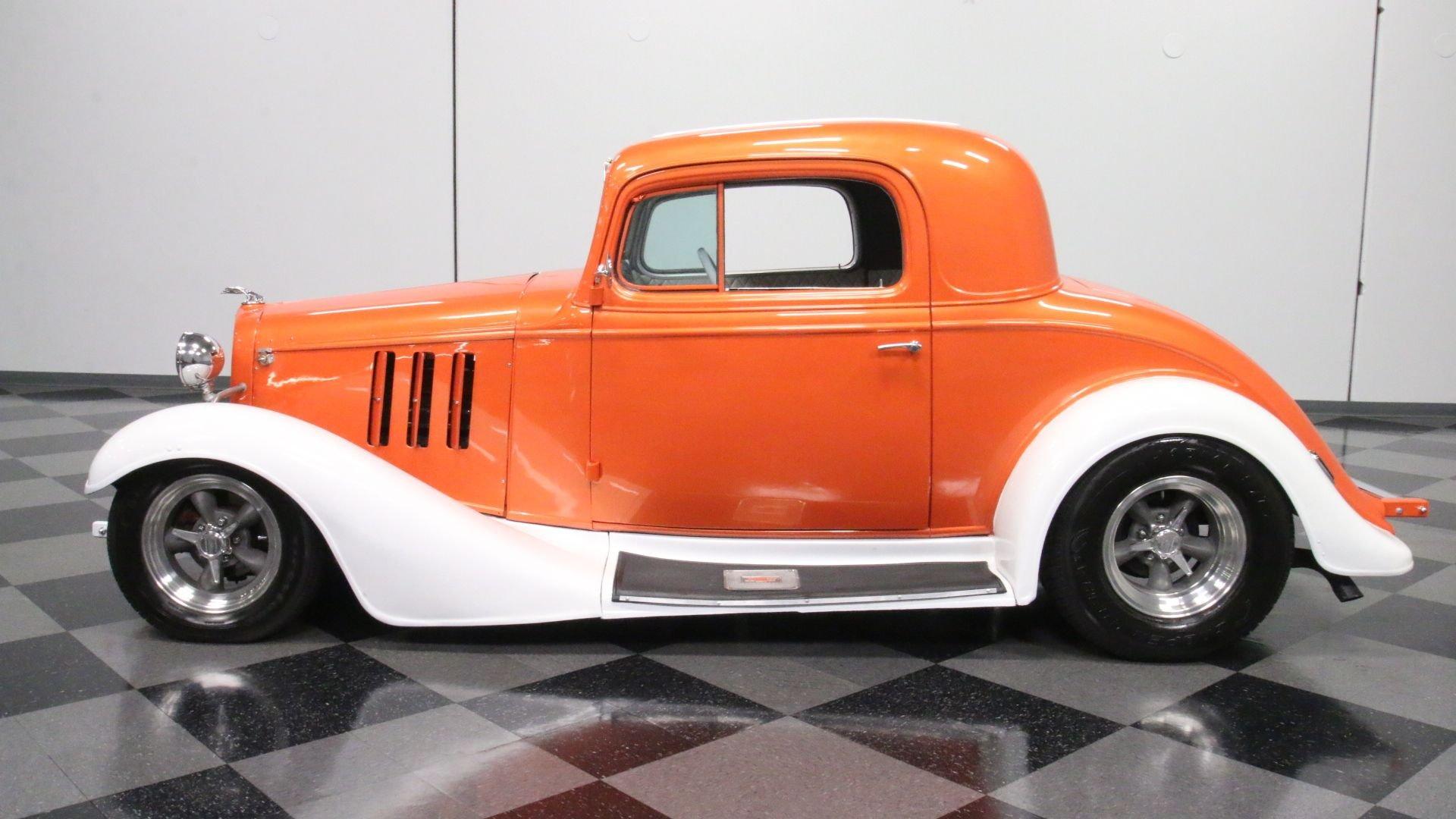 1933 chevrolet 3 window coupe