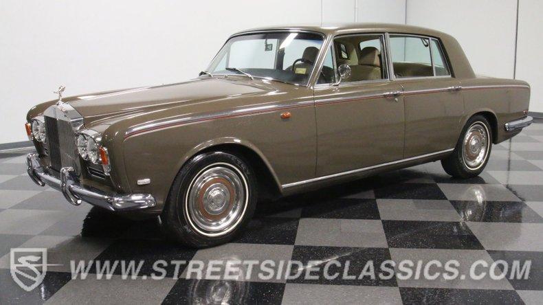 For Sale: 1969 Rolls-Royce Silver Shadow