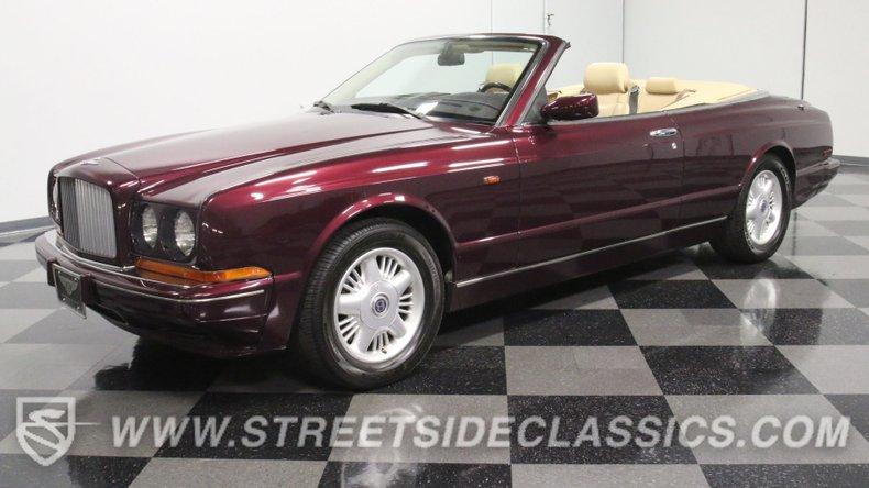 For Sale: 1997 Bentley Azure
