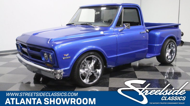 For Sale: 1967 GMC C10