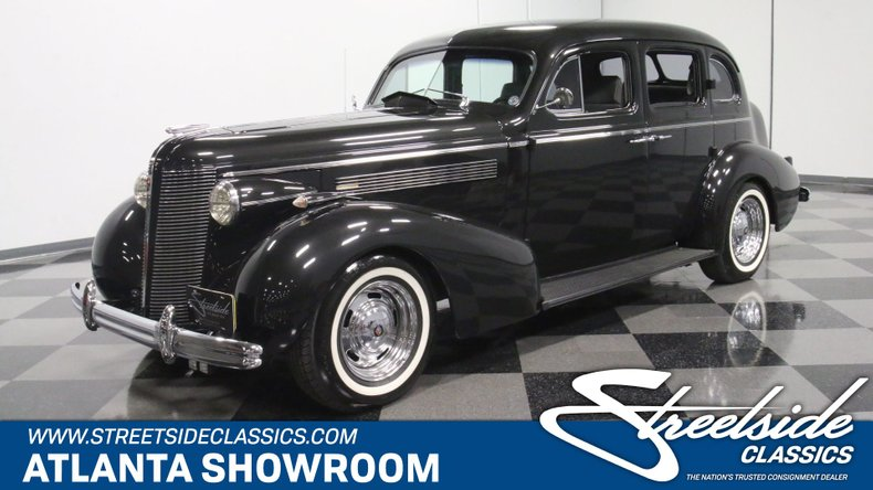 For Sale: 1937 Buick Special