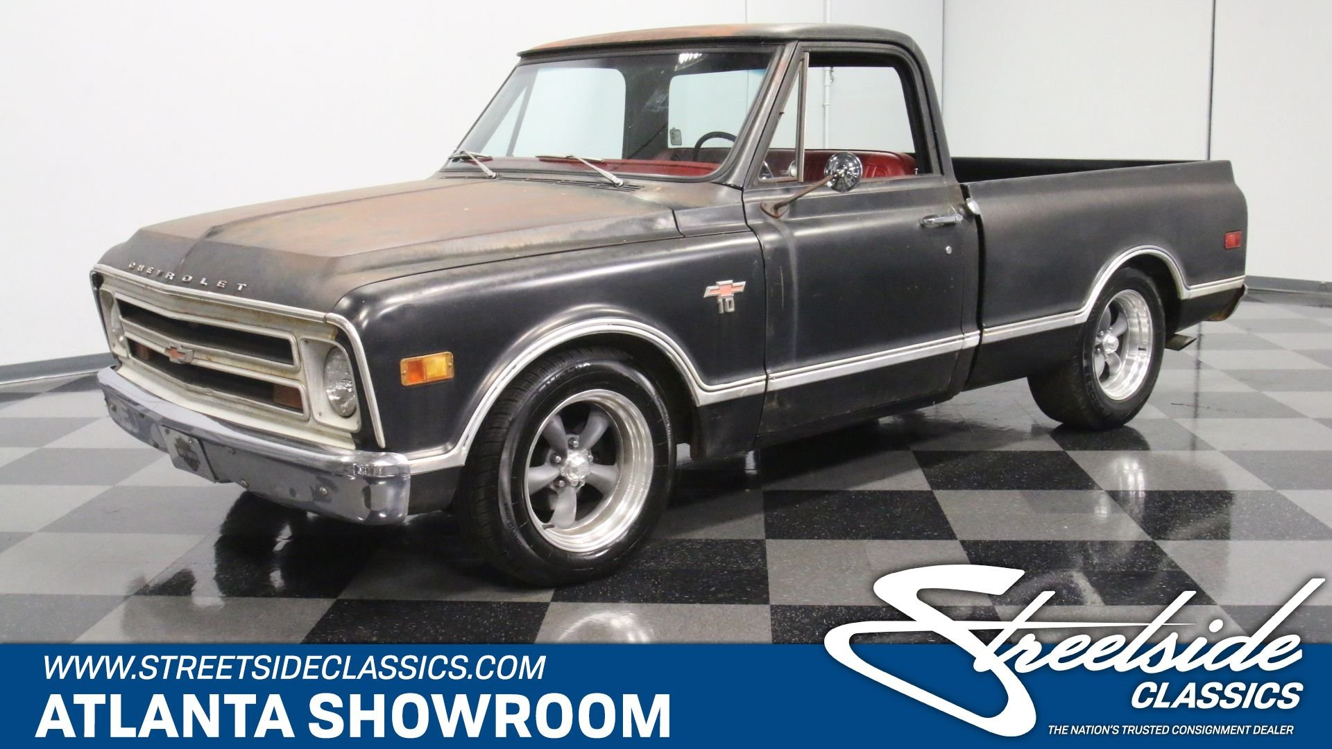 1968 Chevrolet C10 Restomod for sale #163957 | Motorious
