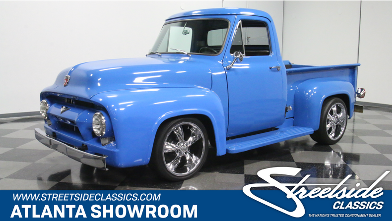 For Sale: 1954 Ford F-1