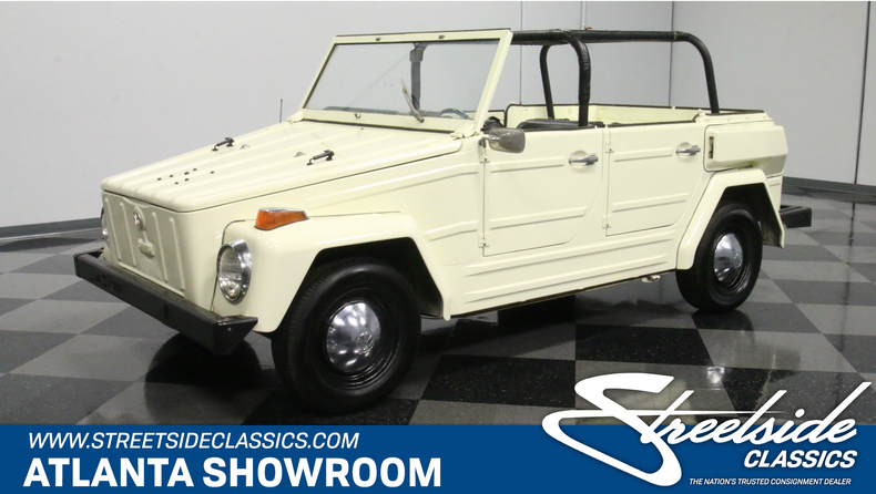 For Sale: 1974 Volkswagen Thing