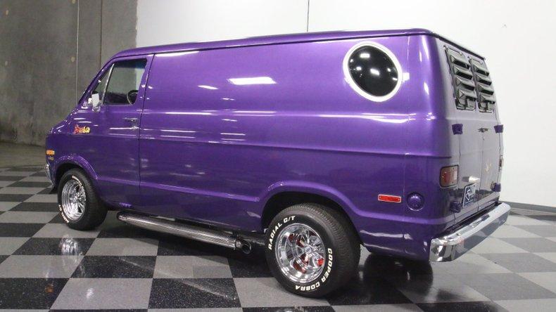 1976 Dodge B 100 Streetvan For Sale   AllCollectorCars com
