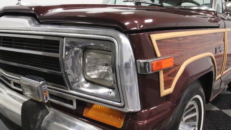 1987 Jeep Grand Wagoneer 78