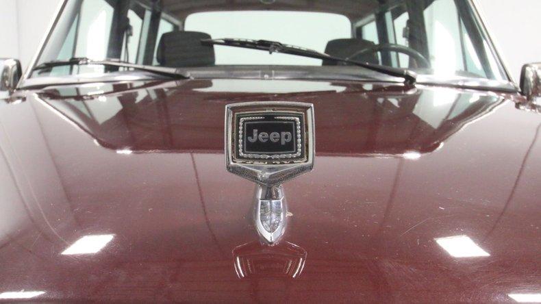 1987 Jeep Grand Wagoneer 79