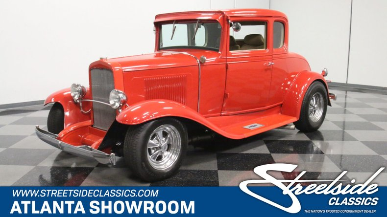 1931 Chevrolet 5 Window For Sale