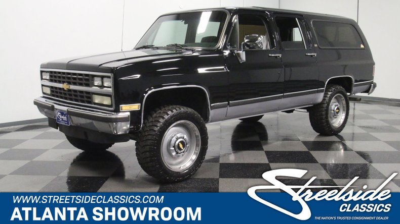 1990 Chevrolet Suburban For Sale