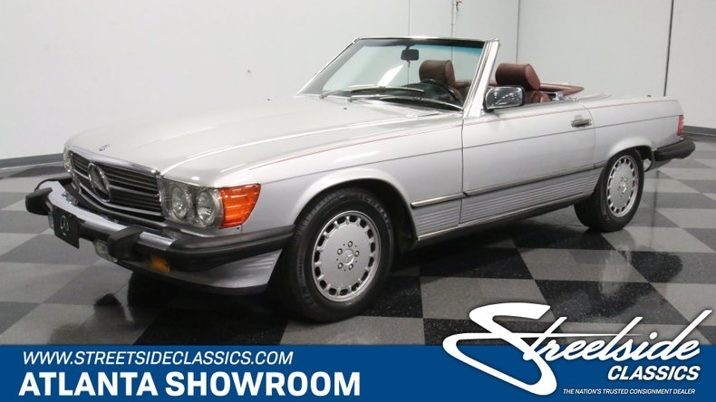 For Sale: 1986 Mercedes-Benz 560SL