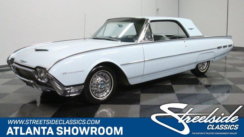 1962年 フォード サンダーバード