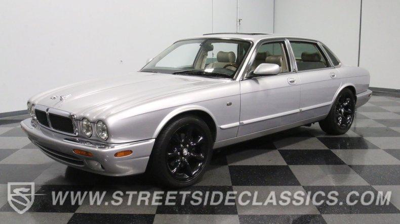 For Sale: 2002 Jaguar XJ