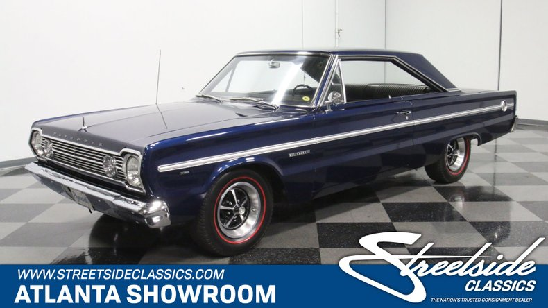 For Sale: 1966 Plymouth Belvedere II