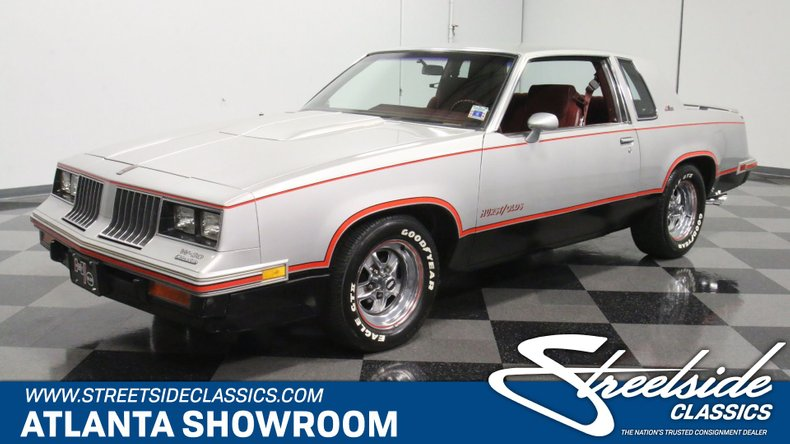 1984 Oldsmobile Cutlass For Sale