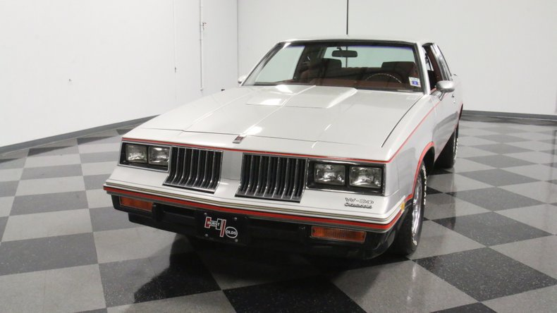 1984 Oldsmobile Cutlass 442 Hurst/Olds for sale #166661