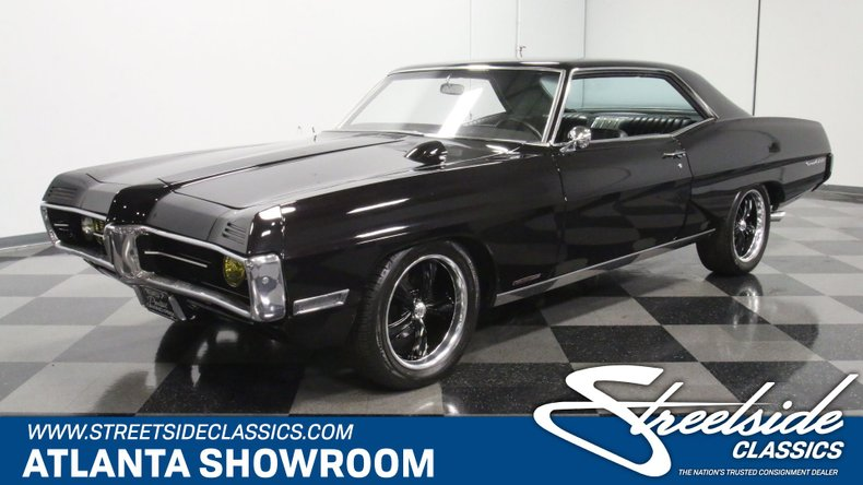 For Sale: 1967 Pontiac Grand Prix