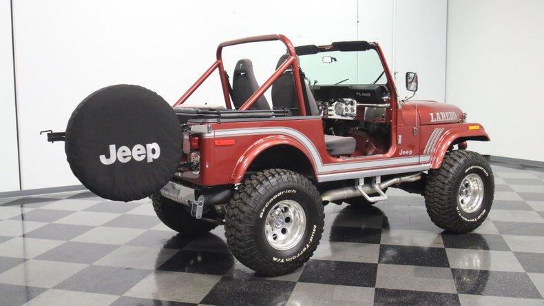 1985 Jeep CJ7 37