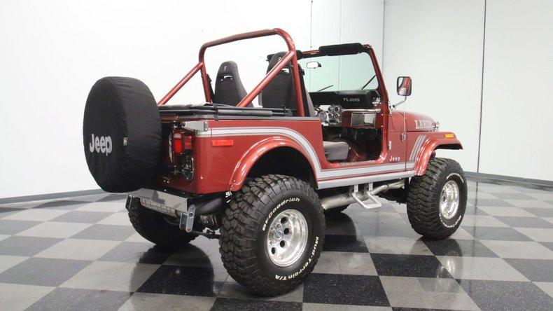 1985 Jeep CJ7 27
