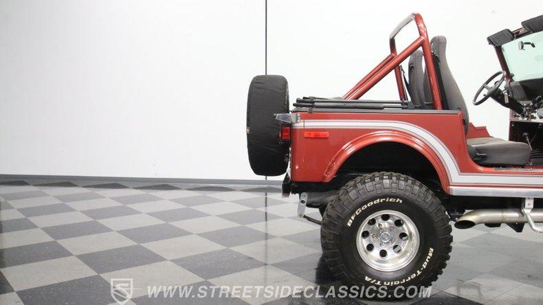 1985 Jeep CJ7 31