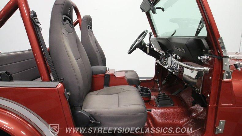 1985 Jeep CJ7 52