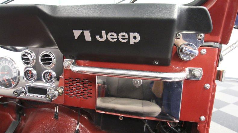 1985 Jeep CJ7 55
