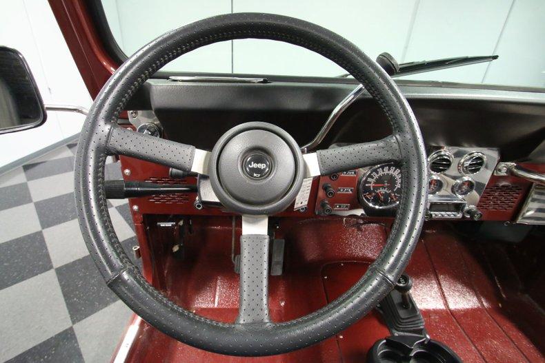 1985 Jeep CJ7 43