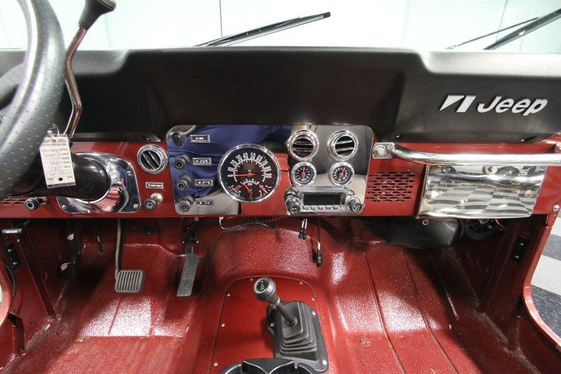 1985 Jeep CJ7 49