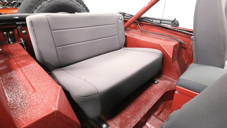 1985 Jeep CJ7 50