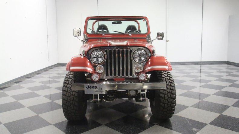 1985 Jeep CJ7 19