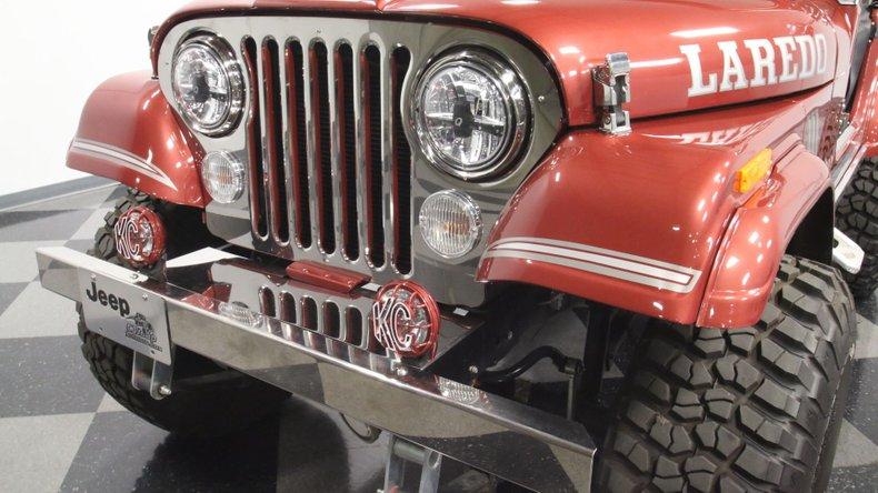 1985 Jeep CJ7 22