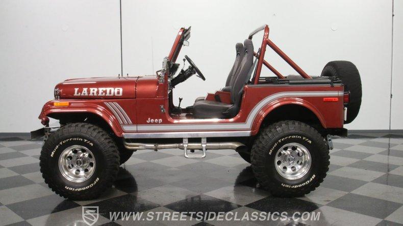 1985 Jeep CJ7 2
