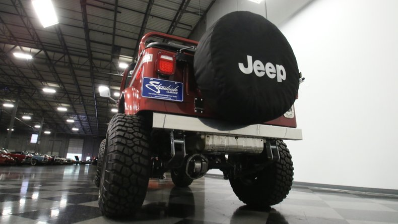 1985 Jeep CJ7 66