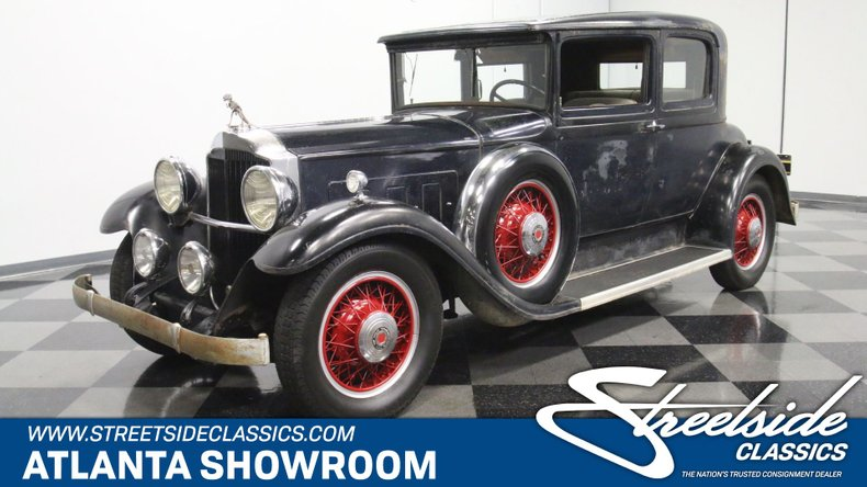 For Sale: 1931 Packard Coupe