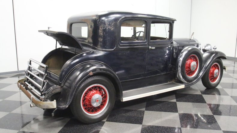 1931 Packard Coupe 38