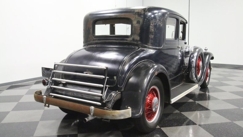 1931 Packard Coupe 13