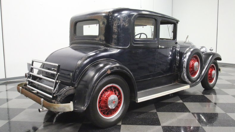 1931 Packard Coupe 14