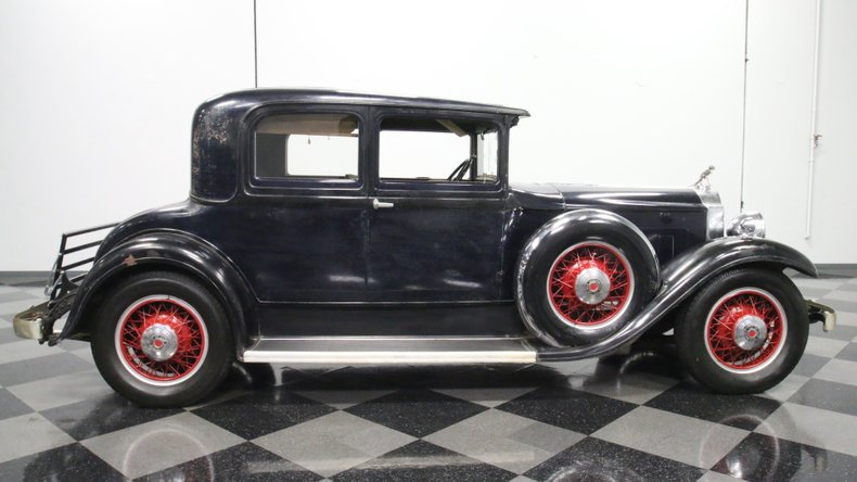 1931 Packard Coupe 15