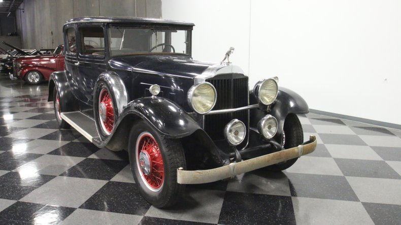 1931 Packard Coupe 17