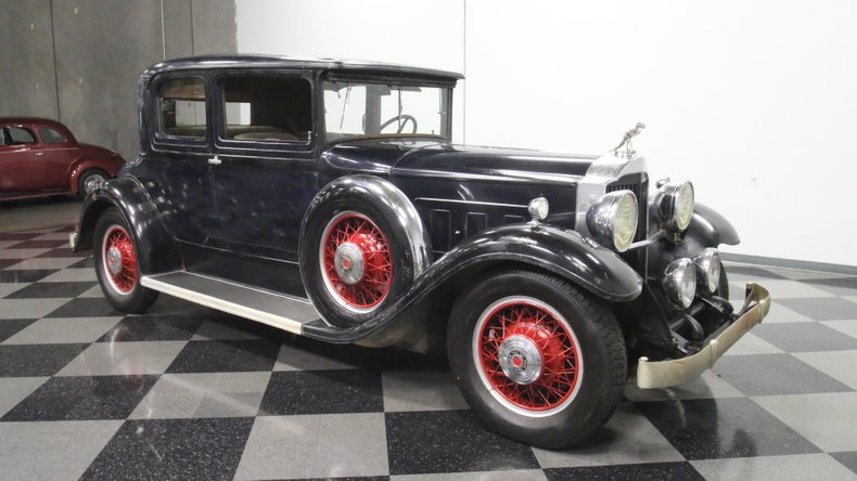 1931 Packard Coupe 16