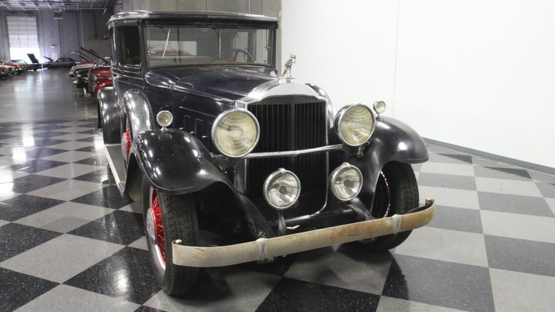 1931 Packard Coupe 18