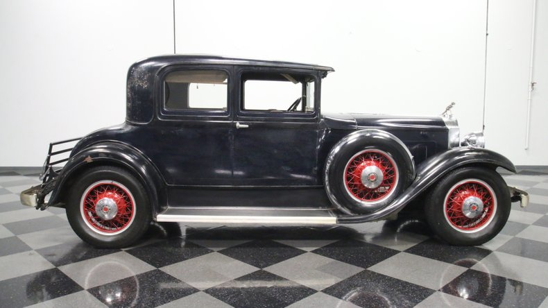 1931 Packard Coupe 30