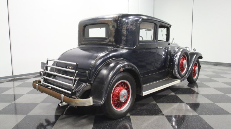 1931 Packard Coupe 27