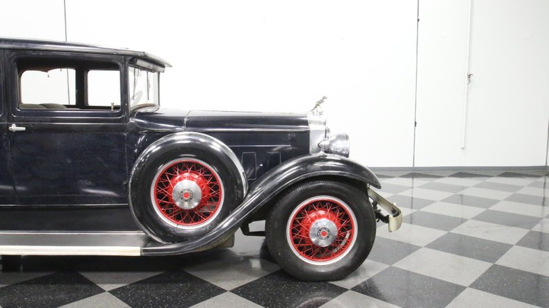 1931 Packard Coupe 32