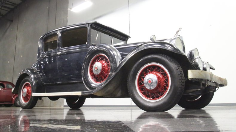 1931 Packard Coupe 33