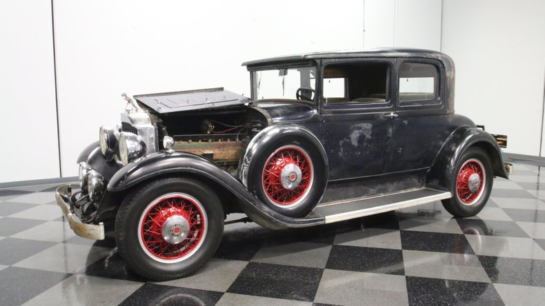 1931 Packard Coupe 34