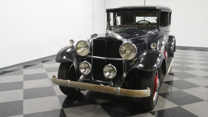 1931 Packard Coupe 20